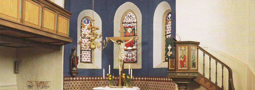 Evang.-Luth. Kirchengemeinde Burk