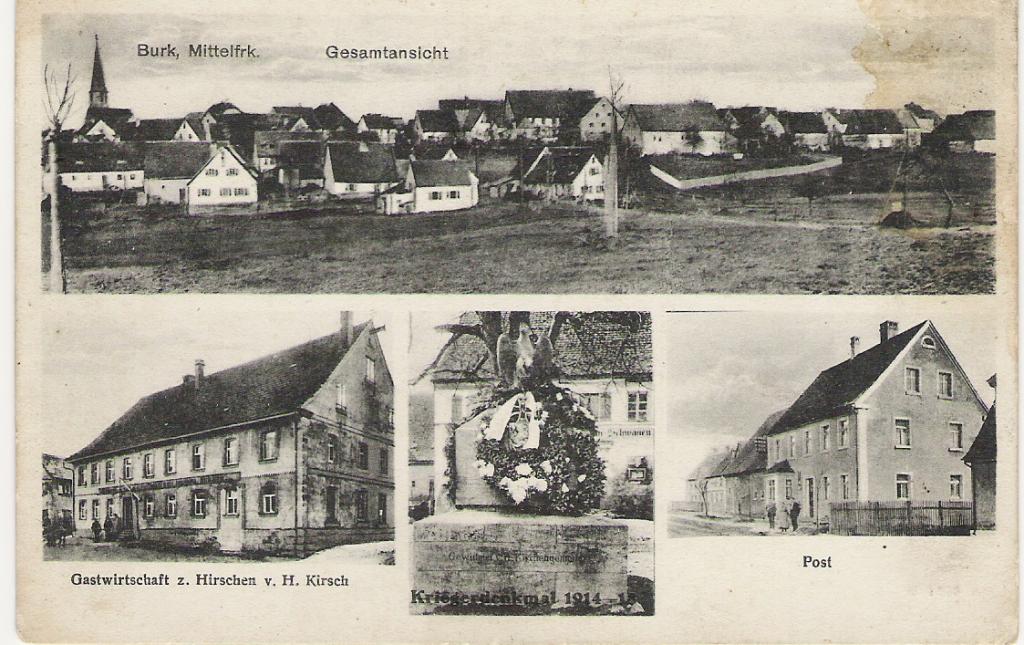 Kriegerdenkmal 1941